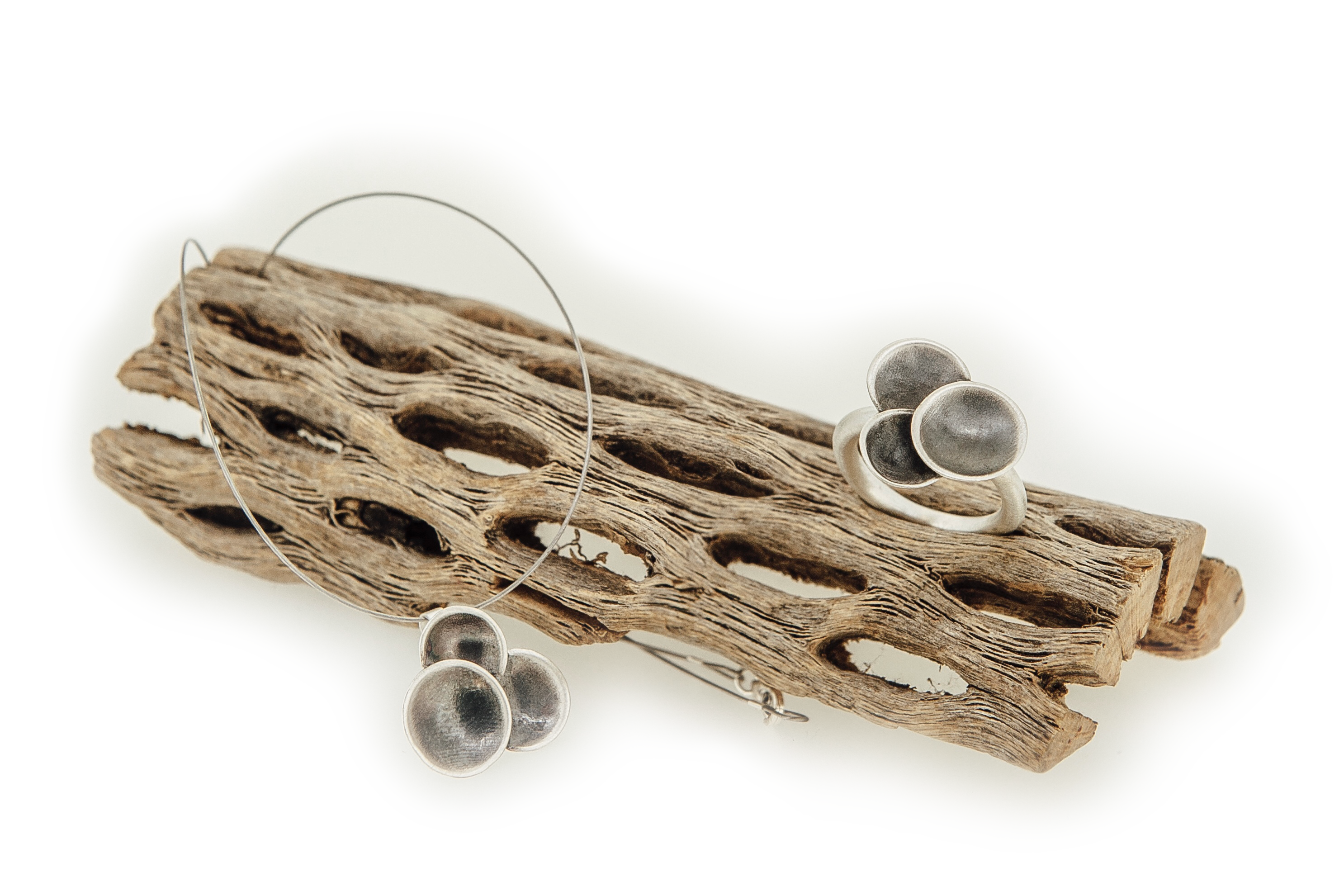 colgantes de plata artesanía de gipuzkoa ziku